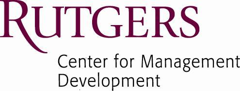 centre for management development